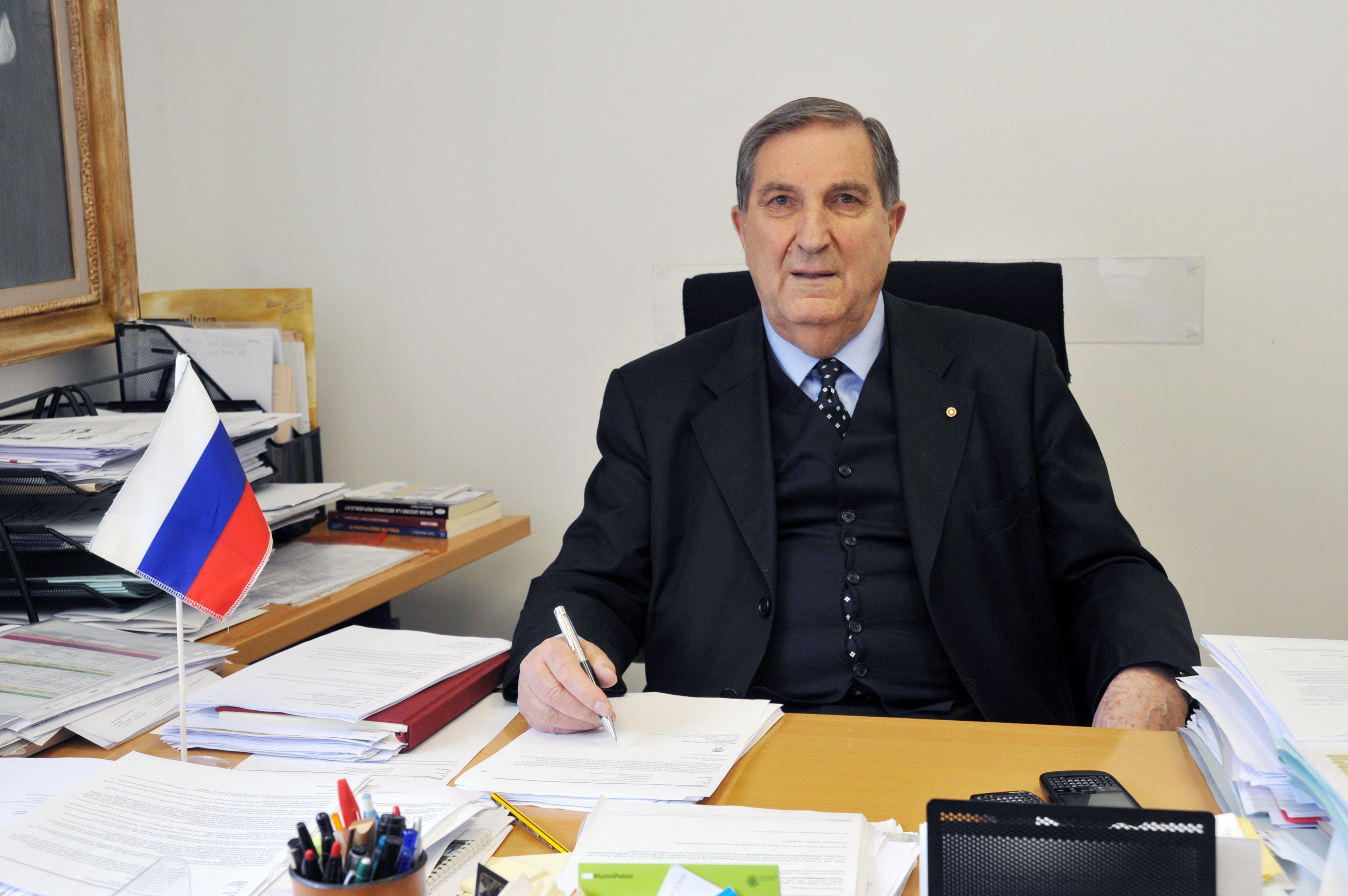 Lo stato attuale e le prospettive di collaborazione delle for Presidente della camera attuale