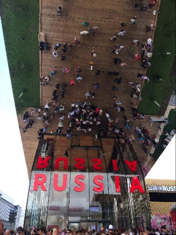 pad russia